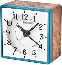 ZJSXIA Travel Alarm Clock Battery Operated Analog