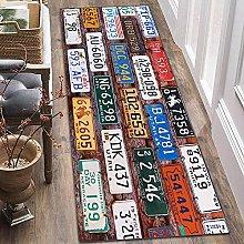 ZJXSNEH Long Anti-Slip Mat Bath Carpet Floor Mat