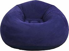 Zjyfyfyf Inflatable Bean Bag Sofa Sack With Pump
