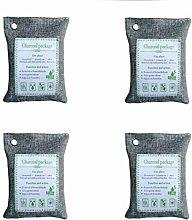 ZKOOO Bamboo Charcoal Air Purifying Bag Nature