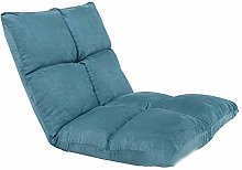 ZKORN Lazy Sofa, Floor chair Single Bedroom