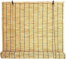 ZKORN Roller Blind Bamboo Blinds Reed