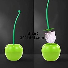 ZLEW Cherry Shaped Toilet Brush Holder Set