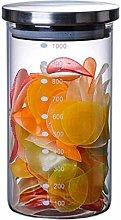 ZLEW Glass Bottle Jar Bulk Product Bottle Creative