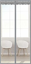 ZLIAN Door Curtain Magnetic Screen Door Door