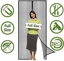 ZLIAN Fly Screen Door Magnet Insect Protection
