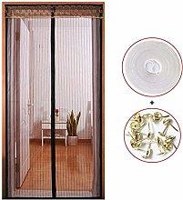 ZLIAN Magnetic Door, Fly Screen Mesh Curtain Keep