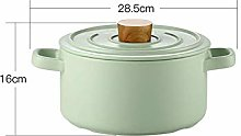 ZLJ Japanese steam cooker set double handle