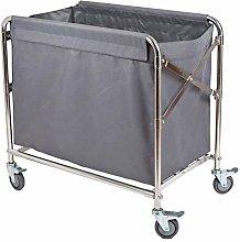 ZLP Hotel Serving Utility Storage Cart, Folding
