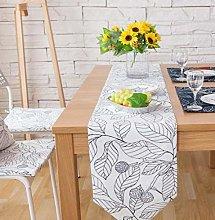 ZLP Linen Table Flag Cover Cloth Home Decoration