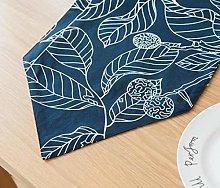 ZLP Linen Table Flag Dust Cover Home Decoration