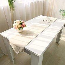 ZLP Linen Table Flag Modern Minimalist Coffee