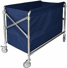 ZLP Portable Hotel Serving Utility Storage Cart,