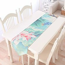 ZLP Table Banner Home Fabric Table Banner Material