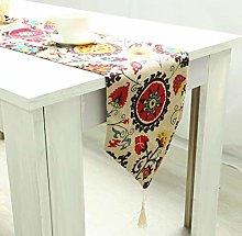 ZLP Table Flag Linen Table Flag Coffee Table