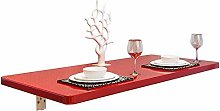 ZLP Table Folding Table Wall Hanging Table Kitchen
