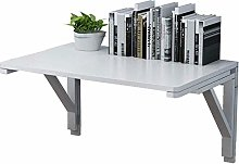 ZLP Table Wall-Mounted Drop-Leaf Table Folding