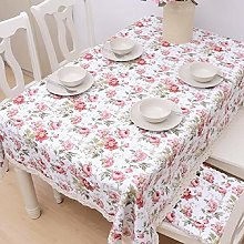 ZLP Tablecloth Fashion Pattern Tablecloth Cotton