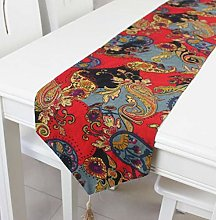 ZLP Tablecloth Linen Dustproof and Antifouling