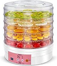 ZLQBHJ 5 Tier Food Dehydrator Machine, 350W Food