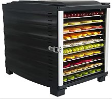ZLQBHJ Electric Food Dehydrator, 10 Layer