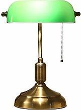 TRENDI Retro Classic Bankers LAMP Table