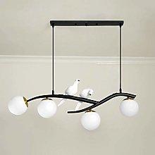 zlw-shop Chandelier Ceiling Lamp Chandelier Bird