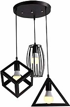 zlw-shop Chandelier Creative Bar Small Chandelier