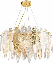 zlw-shop Chandelier Feather Chandelier Light