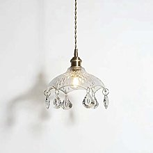 zlw-shop Chandelier Glass Crystal Small Chandelier