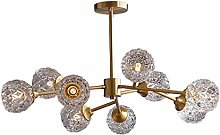zlw-shop Chandelier Living Room Chandelier Light