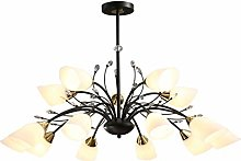 zlw-shop Chandelier Living Room Lamp Chandelier