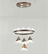 zlw-shop Chandelier Restaurant Chandelier Simple