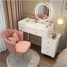 zlw-shop Vanity Desk Dressing Table Makeup Desk