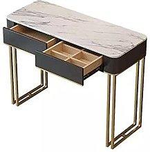 zlw-shop Vanity Desk Dressing Table Wood Dressing