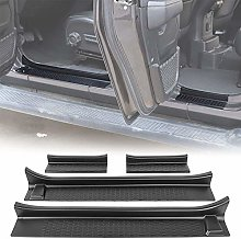 ZLYCZW Exterior Door Sill Guards Accessories, Fit