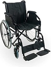 ZLYJ Folding Wheelchair, Orthopedic, for the