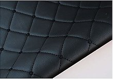ZLZZG Faux Leather Quilted Faux Leather Diamond