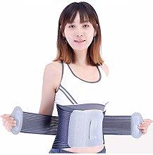Support dorsal ZMIN, orthèse lombaire, bas du dos