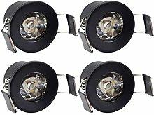 ZMISHIBO Mini Led Lights 1 inch, Direct Wire Under