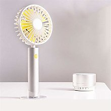 ZMXZMQ Mini Hand Held Fan with Usb Rechargeable