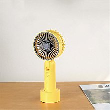 ZMXZMQ Mini Handheld Fan, With 1200Mah Battery And
