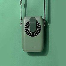 ZMXZMQ Mini Portable Personal Necklace Fan,