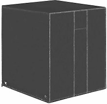 ZNCMRR Square Central Air Conditioner Cover,