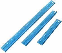 ZNQPLF 20/30/45cm Blue Professional Aluminum Alloy