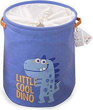 Znvmi Canvas Kid's Storage Basket Nursery Bin