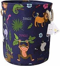 Znvmi Collapsible Laundry Basket Toy Basket Large