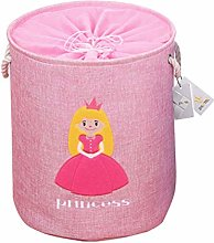 Znvmi Large Fabric Laundry Hamper Nursery Toys