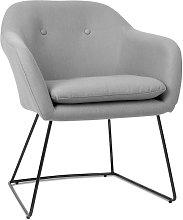 Zoe Upholstered Chair Foam Upholstery Polyester