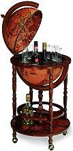 Zoffoli Art 31 Bar Globe Drinks Cabinet with